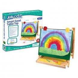 Jolly Kidz Smart Easel Table Top
