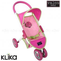 Valco Baby Mini Lady Bug Stroller 56 cm Pink