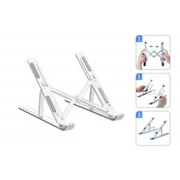 Laptop Stand Adjustable Aluminum Foldable Laptop Holder Tablet Stand