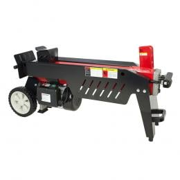 Yukon 7 Ton Electric Log Splitter with Side Protectors Axe Wood Cutter