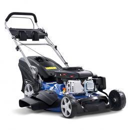 Lawn Mower Self Propelled 4 Stroke 22 220cc Petrol Mower Grass Catch