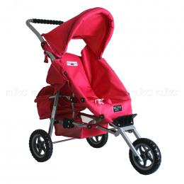 Valco Baby Mini Marathon with Toddler Seat - Pink