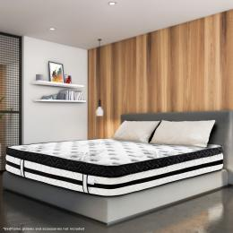 Laura Hill Mattress with Euro Top Foam Bed Base - 34cm
