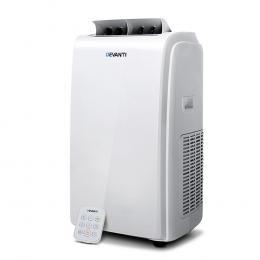 Air Conditioner 4-In-1 Mobile Fan Cooler Dehumidifier 22000BTU