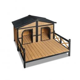Extra Extra Large Wooden Pet Kennel