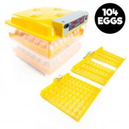 Digital Egg Incubator - 104 Eggs