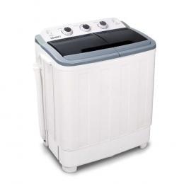 5KG Mini Portable Washing Machine - White