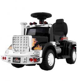 Ride On Cars Kids Electric Toys Car Battery TChildrens Motorbike Black