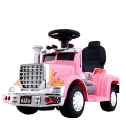 Ride On Cars Kids Electric Toys Car Battery  Childrens Motorbike Pink