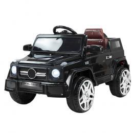 Mercedes Benz Inspired 12v Ride-On Kids Remote Control Car - Black