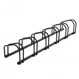 6-Bikes Stand Bicycle Bike Rack Floor Parking Instant Storage Cycling