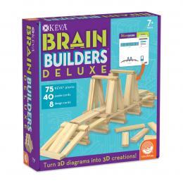KEVA: Brain Builders Deluxe Planks