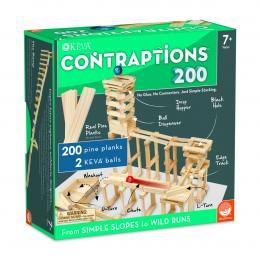 KEVA: Contraptions 200 Piece Plank Set