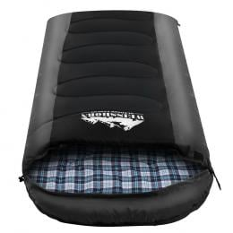 Sleeping Bag Bags Single Camping Hiking -20deg C to 10deg C Tent
