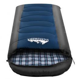 Sleeping Bag Single Camping Hiking -20deg C to 10deg C Tent
