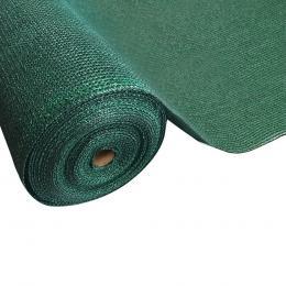50% Sun Shade Cloth Shadecloth Sail Roll Mesh 1.83x10m 100gsm Green