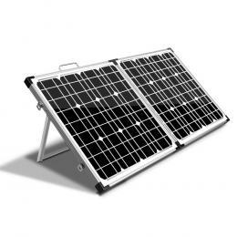 120W Folding Solar Panel Kit Regulator