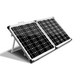 160W Folding Solar Panel Kit Regulator