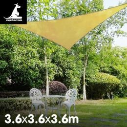 Wallaroo Shade sail 3.6m triangle