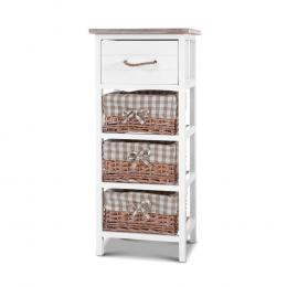 Storage Cabinet Chest Drawers Dresser Bedside Table Bedroom Nightstand