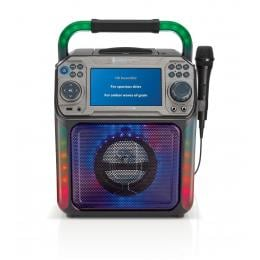 Singing Machine Groove XL - Bluetooth + Light Show