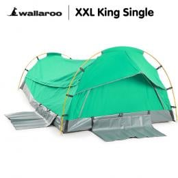 Wallaroo Swag King Single Dome - Celadon