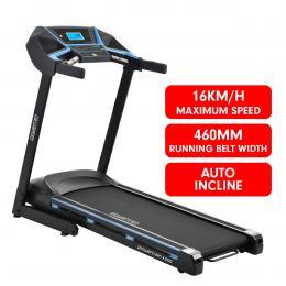 PowerTrain Treadmill K1000 Cardio Running Exercise Fitness Home Gym