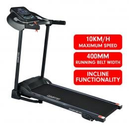 PowerTrain Treadmill MX1 Cardio Running Exercise Fitness Home Gym