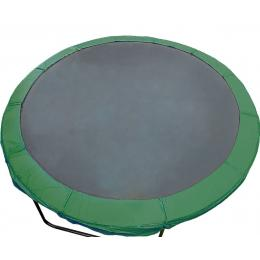 6ft Trampoline Replacement Safety Spring Pad Round Cover Green