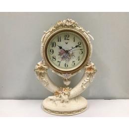 Luxurious Pendulum Table Clock - 40cm x 27cm