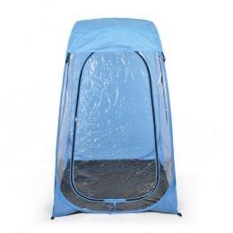 2x Pop Up Camping Garden Beach Portable Weather Tent Sun Shelter  Blue