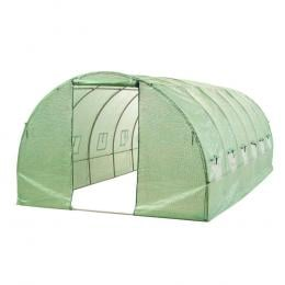 Walk In Greenhouse Garden Shed Tunnel Plant Storage Sheds Cover