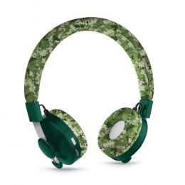 Children Wireless Bluetooth Headphones Pro Digital Camo