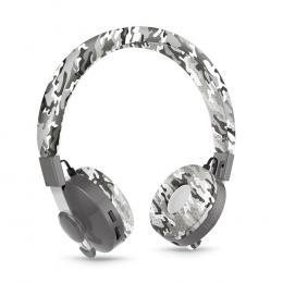 Children Wireless Bluetooth Music Headphones - Pro Snow Camo