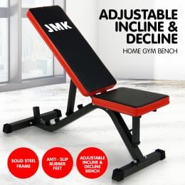 Adjustable Incline Decline Home Gym Flat Bench