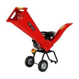 Ducar 7HP Wood Chipper Shredder Mulcher Grinder Petrol Red