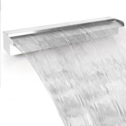 Waterfall Feature Water Blade Fountain 60cm Water Fountain