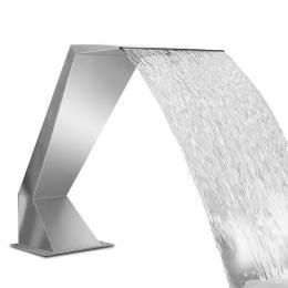 Angular Waterfall Blade Curtain Garden Water Fountain