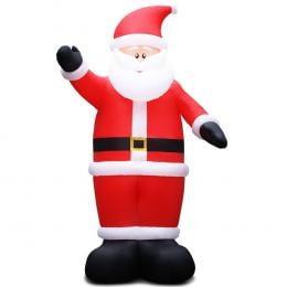Jingle Jollys 5M Christmas Inflatable Santa Decorations Outdoor Light