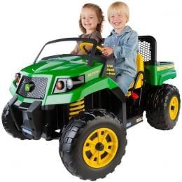 John Deere XUV 550 12V Kids Battery Operated  Ride On Gator