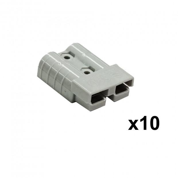 10x Premium Anderson Style Plug 50AMP Connector DC Power SOLAR CARAVAN