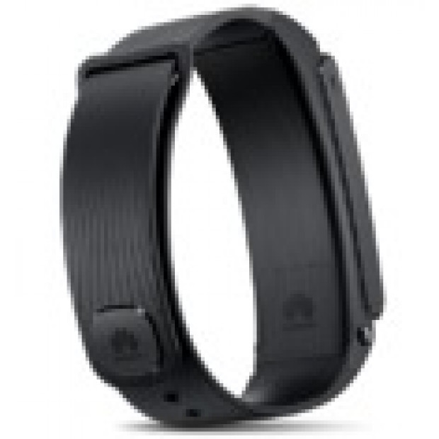 HUAWEI Talkband B2 - Black Smart Watch