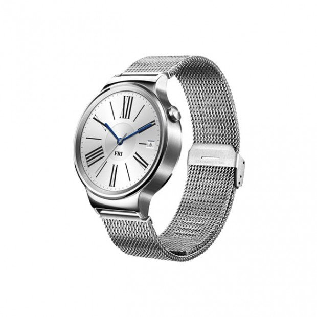 Huawei Watch Classic Stainless Steel Mesh Strap Smart Watch