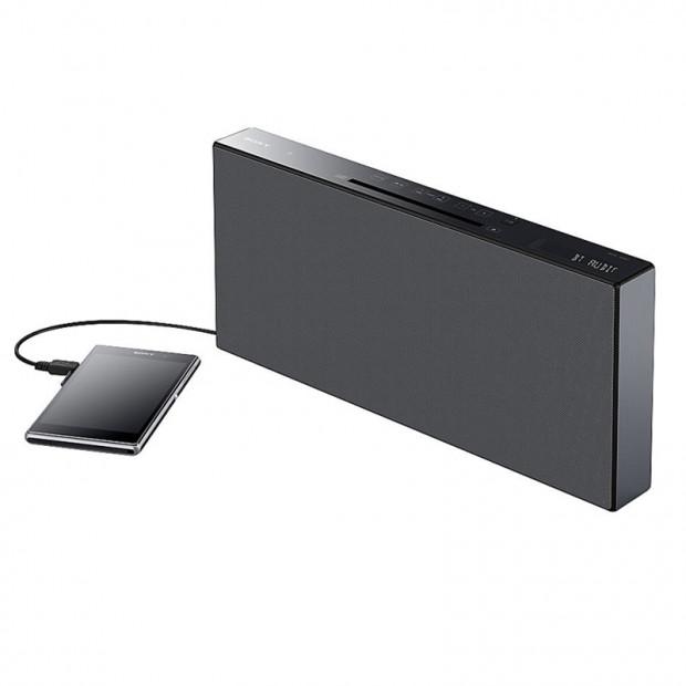 Sony DAB Bluetooth/NFC Micro Hi-Fi System