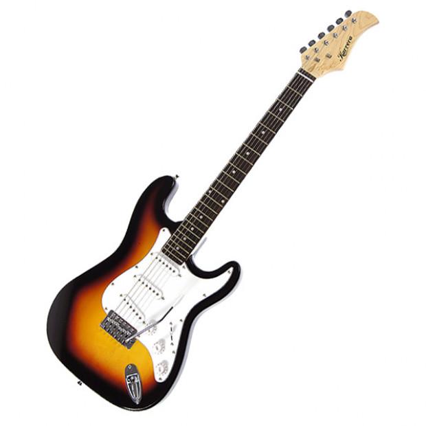 Full Size Electric Guitar Pack - Sunburst