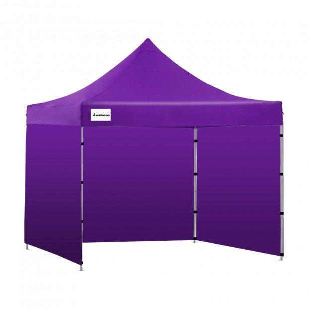 Wallaroo 3x3 Marquee - PopUp Gazebo - Purple