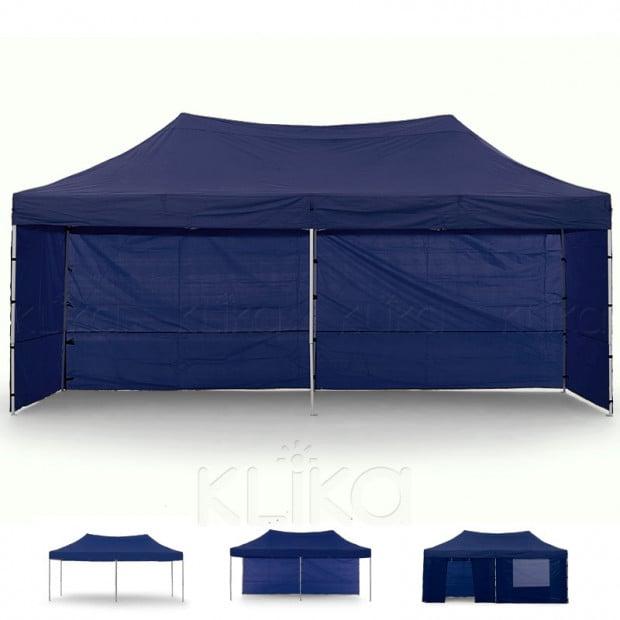 Wallaroo 3x6 Marquee - PopUp Gazebo - Blue