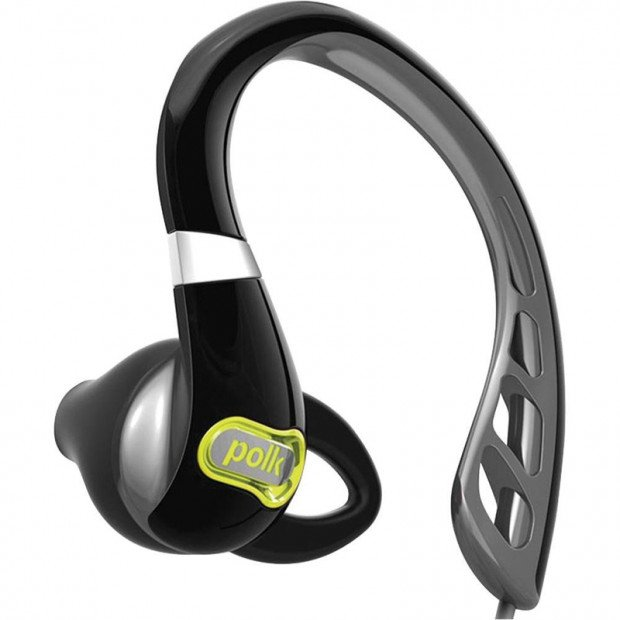 POLK Audio UltraFit 1000 In-ear Headphone - Black