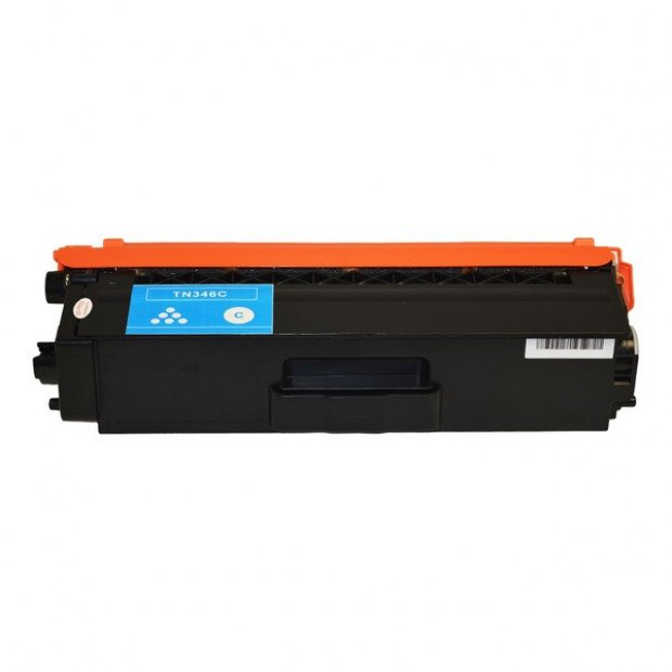 Suit Brother. TN-346 Cyan Premium Generic Toner Cartridge