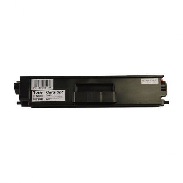 Suit Brother. TN-346 Black Premium Generic Toner Cartridge